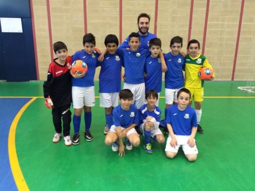 Alevins.FC SANTA COLOMA.2015