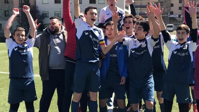 cadets campions lliga 2019