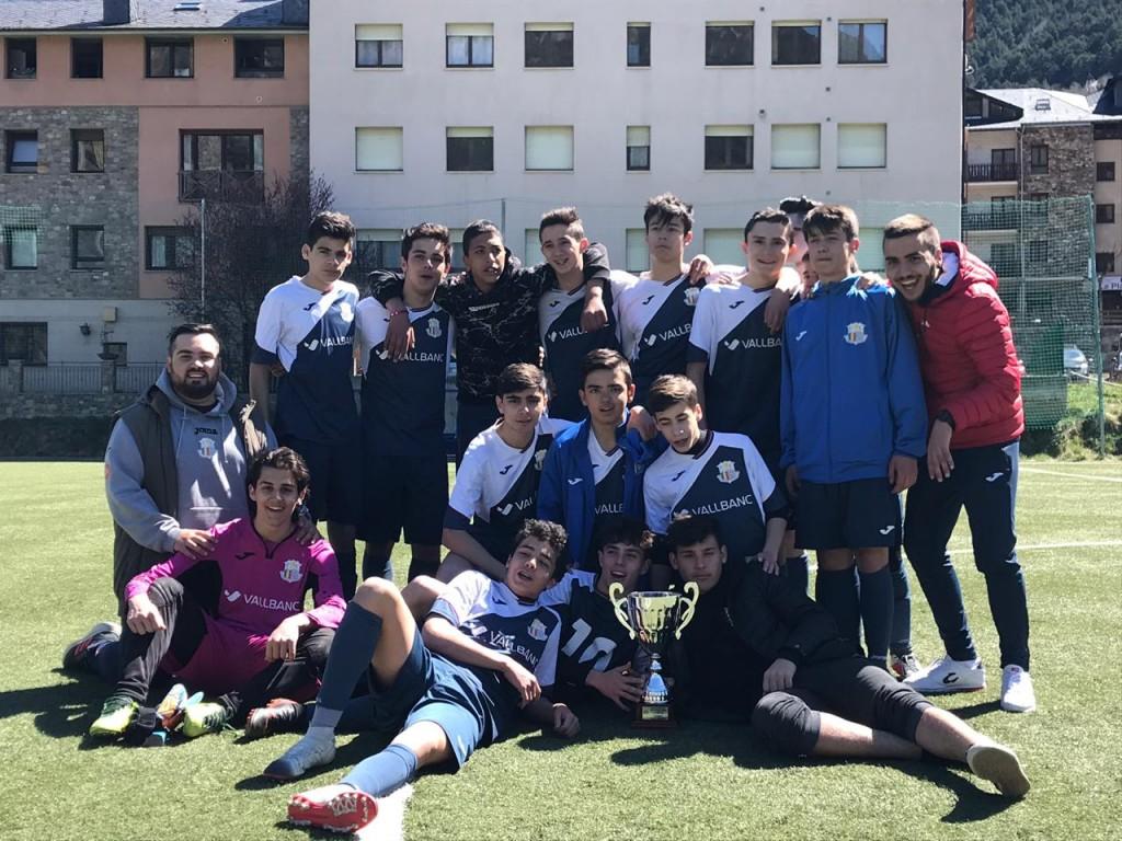 cadets campions lliga 2019.1